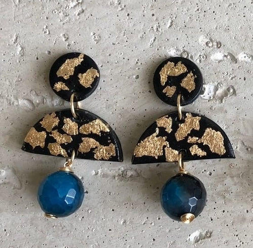Panthers Nation Earrings