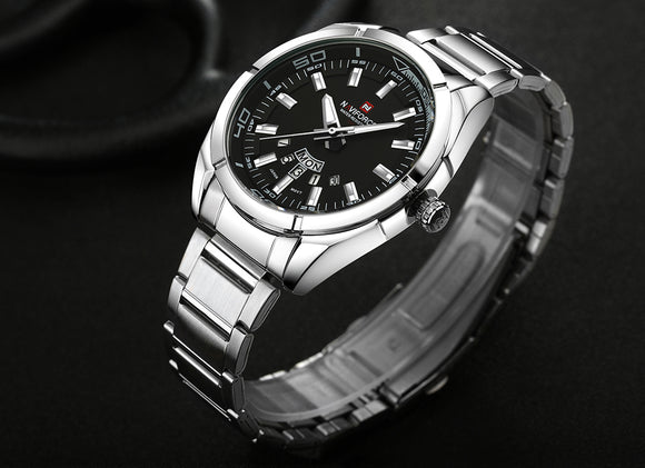 Luxury Sport Waterproof Wristwatch