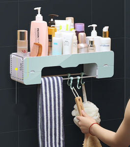 Wall-mounted Bathroom Shelf