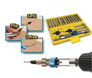 Drill Driver and Multi Screwdriver Set