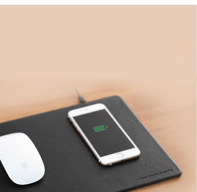 Wireless Charger Mouse Pad