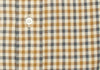 Flannel Plaid Shirt - Brown, Blue, Cream