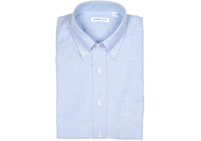 Oxford Button Down - Blue