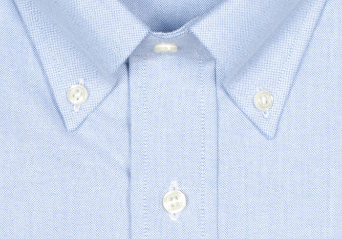 Oxford Button Down - Blue - 16/33