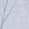 Glen Plaid Super 110s Suit - Gray