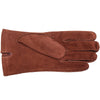 Capeskin Suede Gloves - Copper Brown