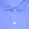 End on End Shirt - Medium Blue