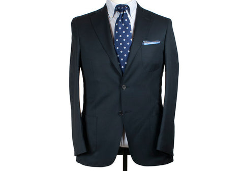 Navy Suit - VBC Super 120s