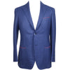 Herringbone Jacket - Blue
