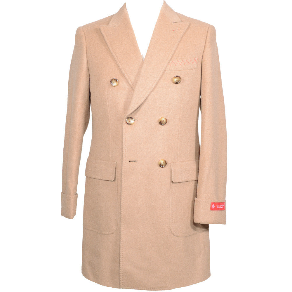 Baby Camelhair Polo Coat