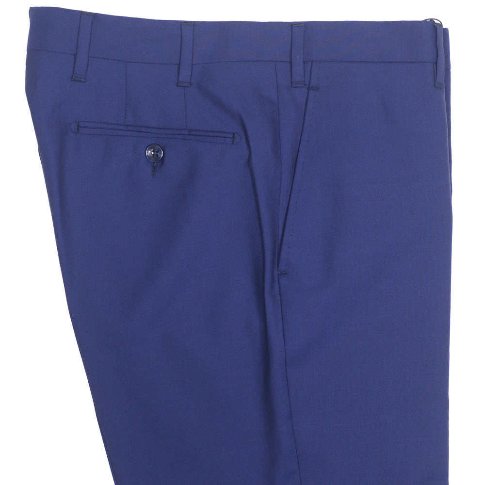 VBC Super 120s Three Season Pants - Bright Navy