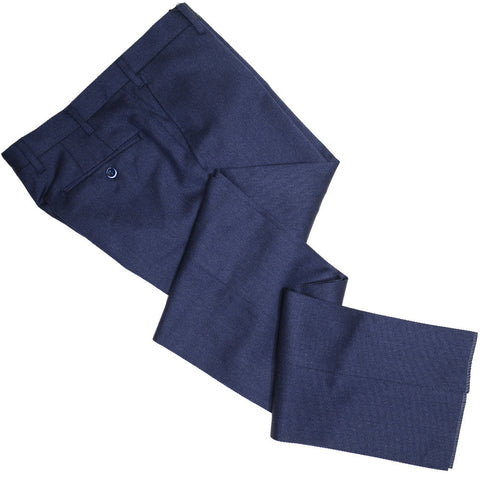 Fall Italian Wool Twill - Navy