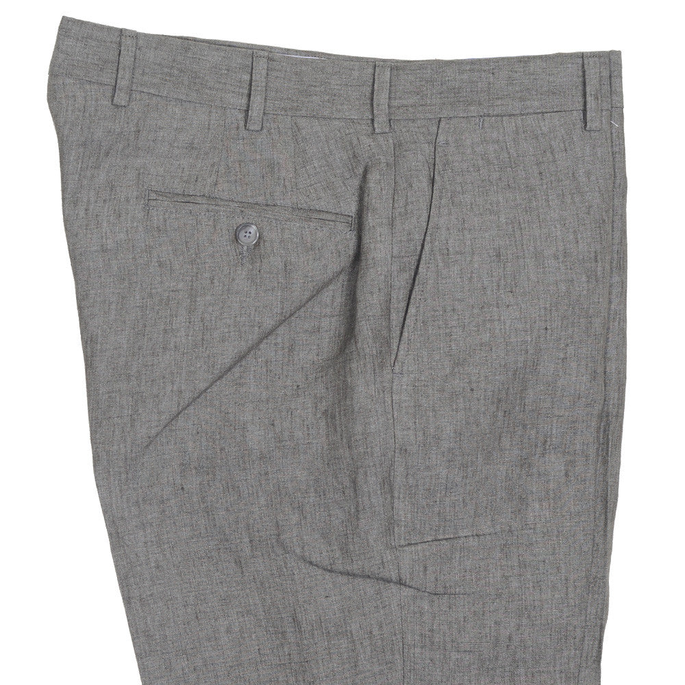 Irish Linen Pants - Taupe