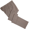Covert Twill Pants - Brown