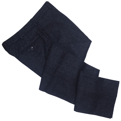 English Tweed Pants - Dark Gray