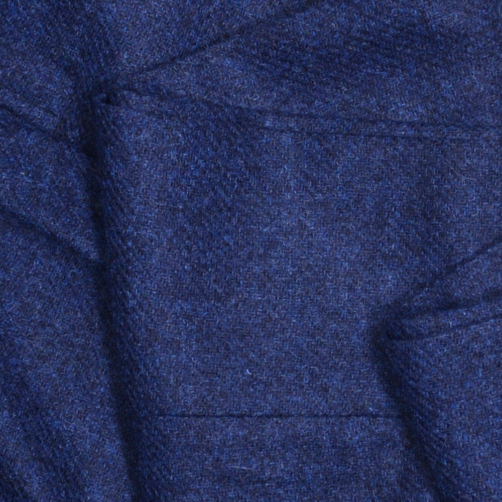 English Tweed Pants - Navy