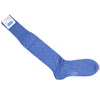 Neat Cotton OTC Socks - Blue