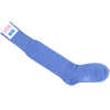 Sport Knit Cotton Over the Calf Socks - Blue