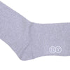 Sport Knit Cotton OTC Socks - Gray