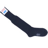 Sport Knit Cotton Over the Calf Socks - Navy