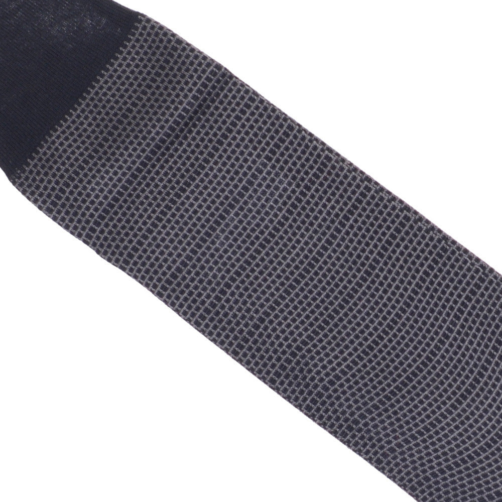 Neat Cell Cotton OTC Socks - Dark Gray