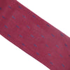 Cotton Silk Parallelogram Socks - Red