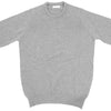Lambswool Crewneck - Barracuda