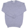 Lambswool Crewneck - Dove Grey