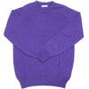 Lambswool Crewneck - Prune