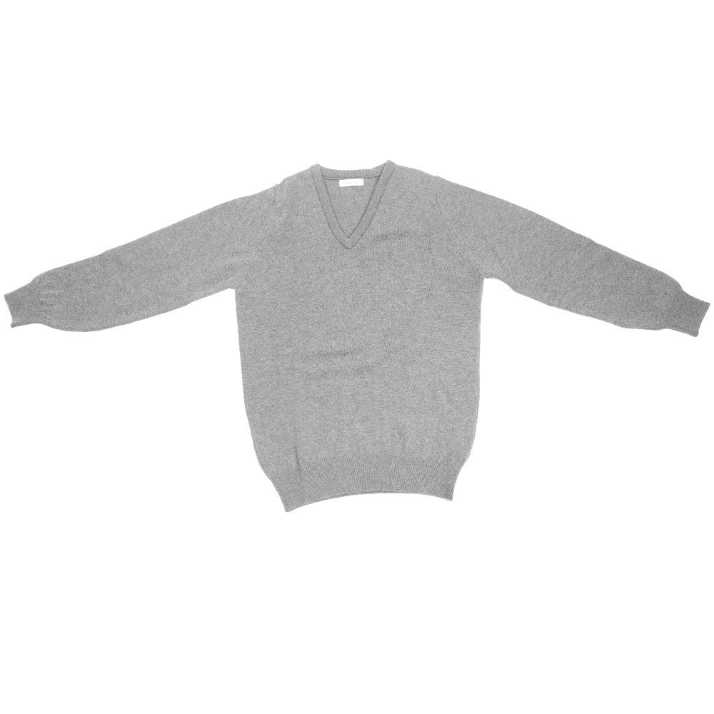Lambswool V-Neck - Jupiter
