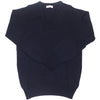 Lambswool V-Neck - Black
