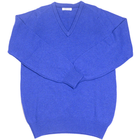 Lambswool V-Neck - Persian