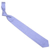 Silk Gingham Tie - Blue