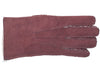 Lambskin Gloves - Red