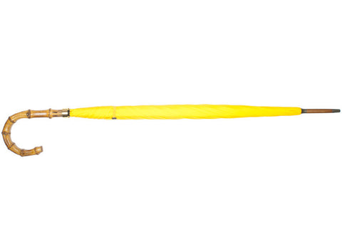 Whangee Sleek Umbrella - Yellow