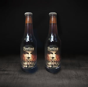 Pre-Venta: Pappo Action Figure + 2 Cervezas Pappo by Berlina