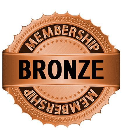 1 Year Bronze Membership - non-boat owner