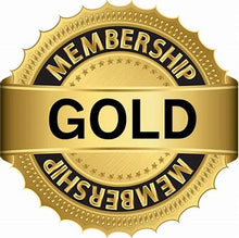 1 Year Gold Membership