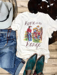 Home On the Range Tee - Ranch-Land Western Store