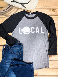 Local Baseball Tee - Ranch-Land Western Store