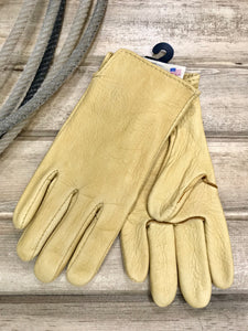 Elkskin Geier Work Gloves - Ranch-Land Western Store