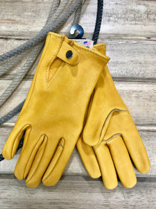 Goatskin Geier Work Gloves - Ranch-Land Western Store