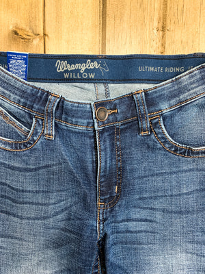 Wrangler Willow Ultimate Riding Jean - Ranch-Land Western Store