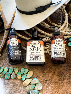 Blazing Saddles Natural Hand Wash