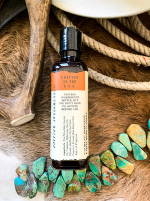 Blazing Saddles Hair & Body Wash