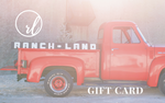 Gift Card - Ranch-Land Western Store