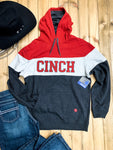 Cinch Water Resistant Color Block Hoodie - Ranch-Land Western Store