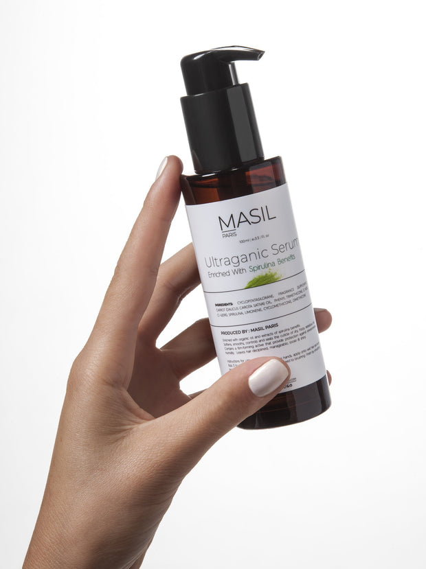 Serum- Spirulina benefits - Masil Paris