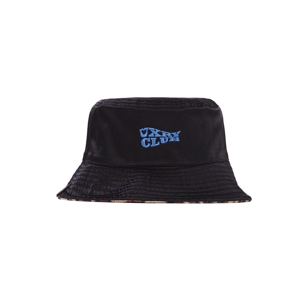 """Cheetah"" Mink Bucket Hat"