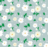 Pattern Flowers in Adhesive and/or Heat Transfer Vinyl